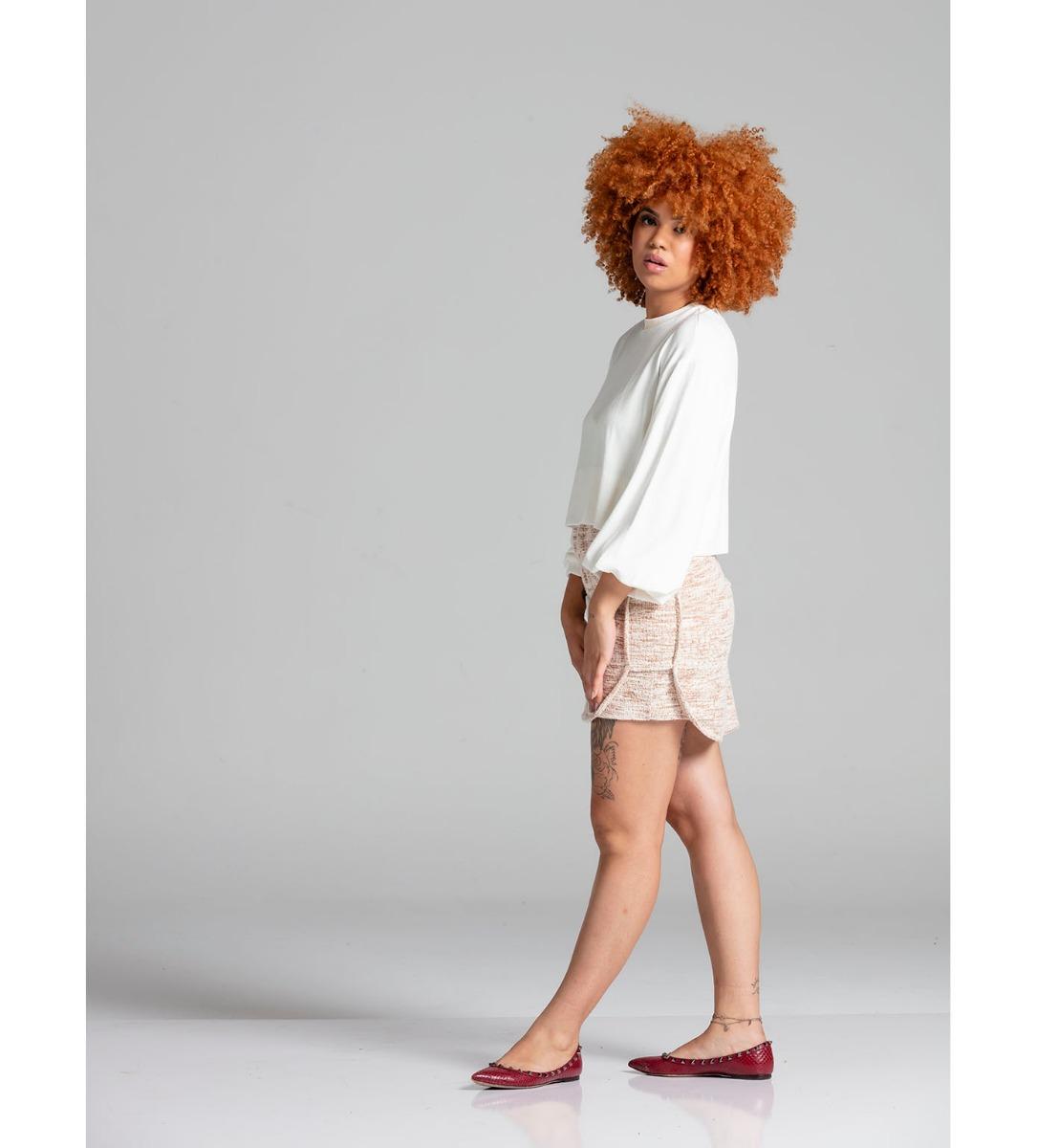 Shorts Saia Elastico
